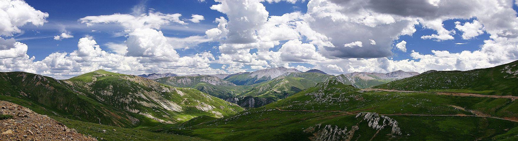 Горы в Lap Landia